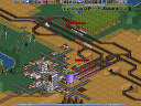 OpenTTD: A small railroad network