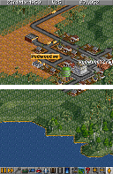 OpenTTD for NDS: Fixed-scale zooming